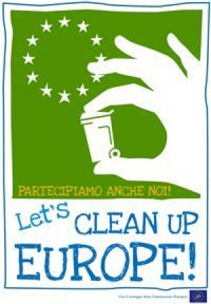 """Let's Clean Up Europe 2017"""
