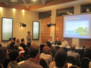 Workshops on Climate Change and Agriculture in Malta