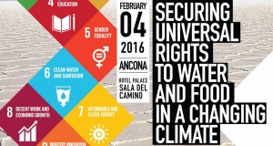 Securing Universal Rights to Water and Food in a Changing Climate
